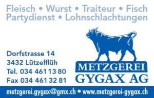Metzgerei-Gygax