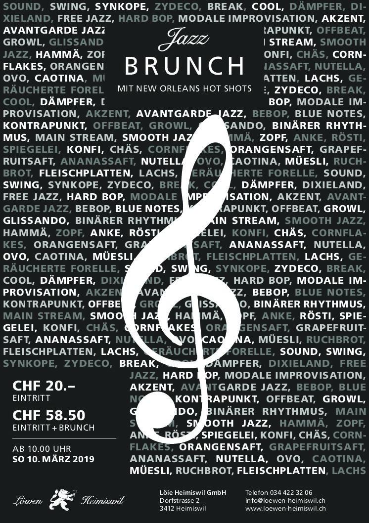 Jazz-Brunch